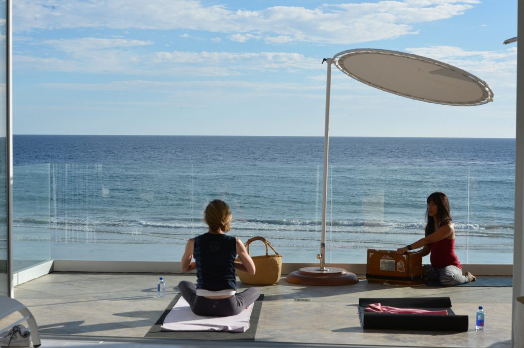 doing yoga in los angeles alcohol rehab